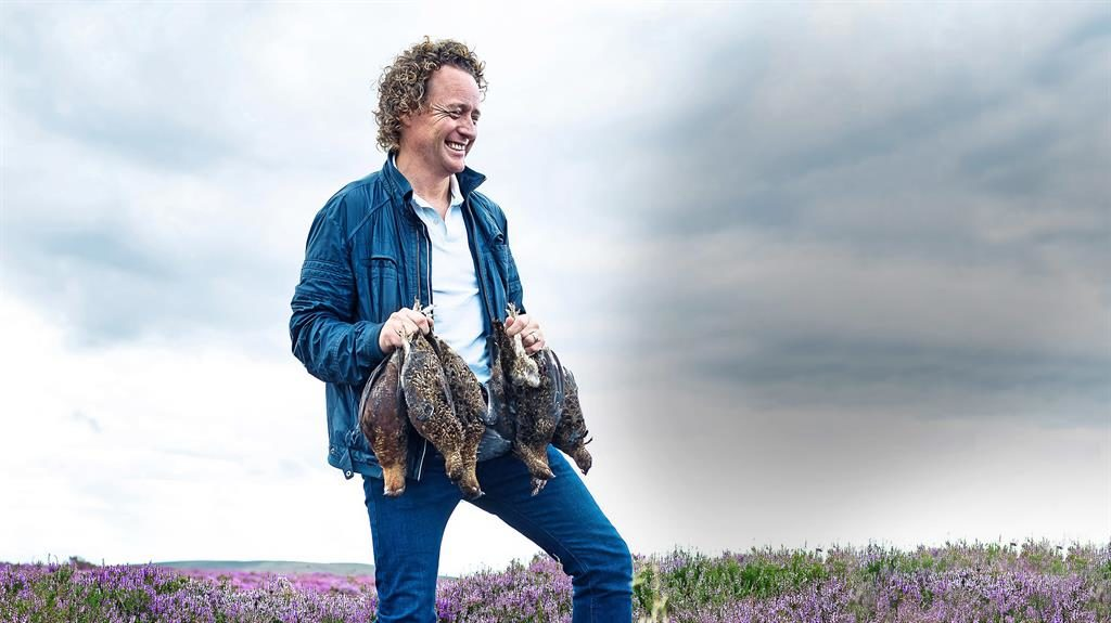 Chef Tom Kitchin extolls the glories of grouse