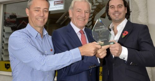Members in the News -Hotelier marks 50th year in industry with Lifetime Achievement award