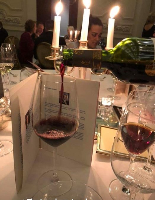 99th Annual Banquet and Presidents Award – The Langham, London