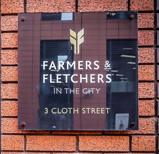 May Dinner – Farmers & Fletchers Hall, Cloth Street.