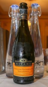 Rivani Prosecco di Conegliano-Valdobbiadene Superiore DOCG, Veneto, Italy Flavoursome, dry, highest category Prosecco with strong mousse and refreshing palate.