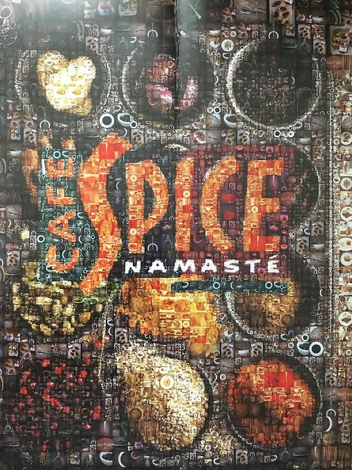 Lunch at Café Spice Namasté – August 2019