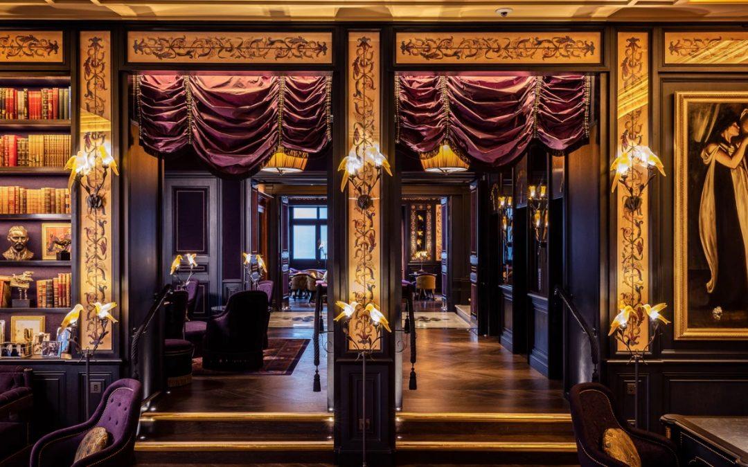 January Supper 2020 – L'oscar Hotel, London
